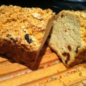 sweet fruit bread recipe