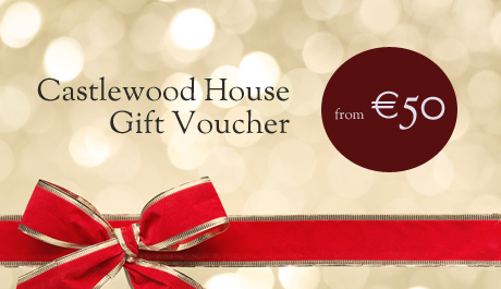 Gift vouchers castlewood house dingle the ideal birthday or anniversary gift negle Image collections