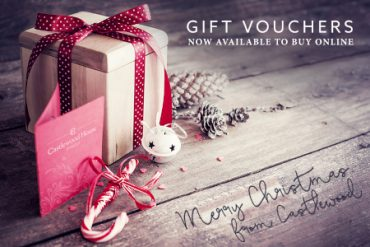 Gift vouchers from Castlewood House