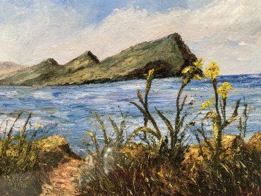 The Three Sisters Dingle Peninsula by Irene Woods @CastlewoodDingle