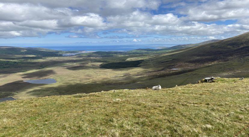 , The Conor Pass Drive Dingle Peninsula – An Chonair