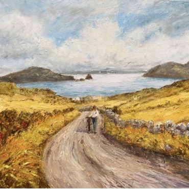 Towards Dunquin by Irene Woods